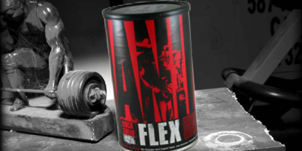 Universal Nutrition Animal Flex Review