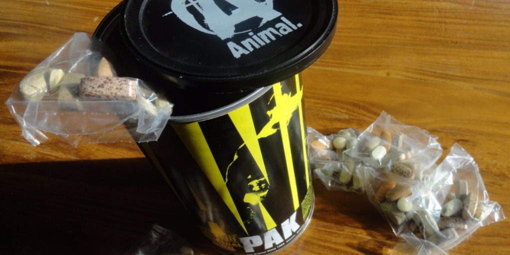 Universal Nutrition Animal Pak Multivitamin Review