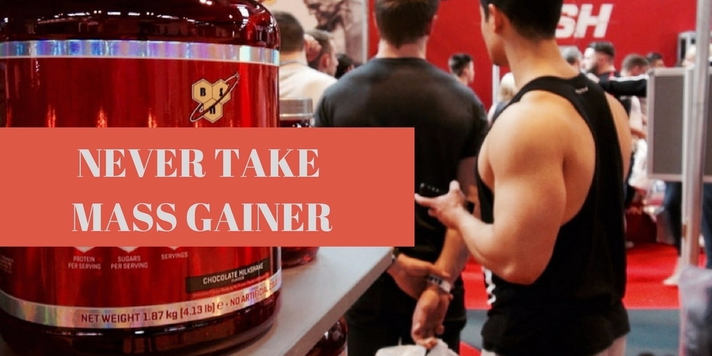Negative Effects of Mass Gainers